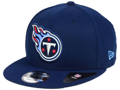 Tennessee Titans New Era NFL Bold Bevel 9FIFTY Snapback Cap