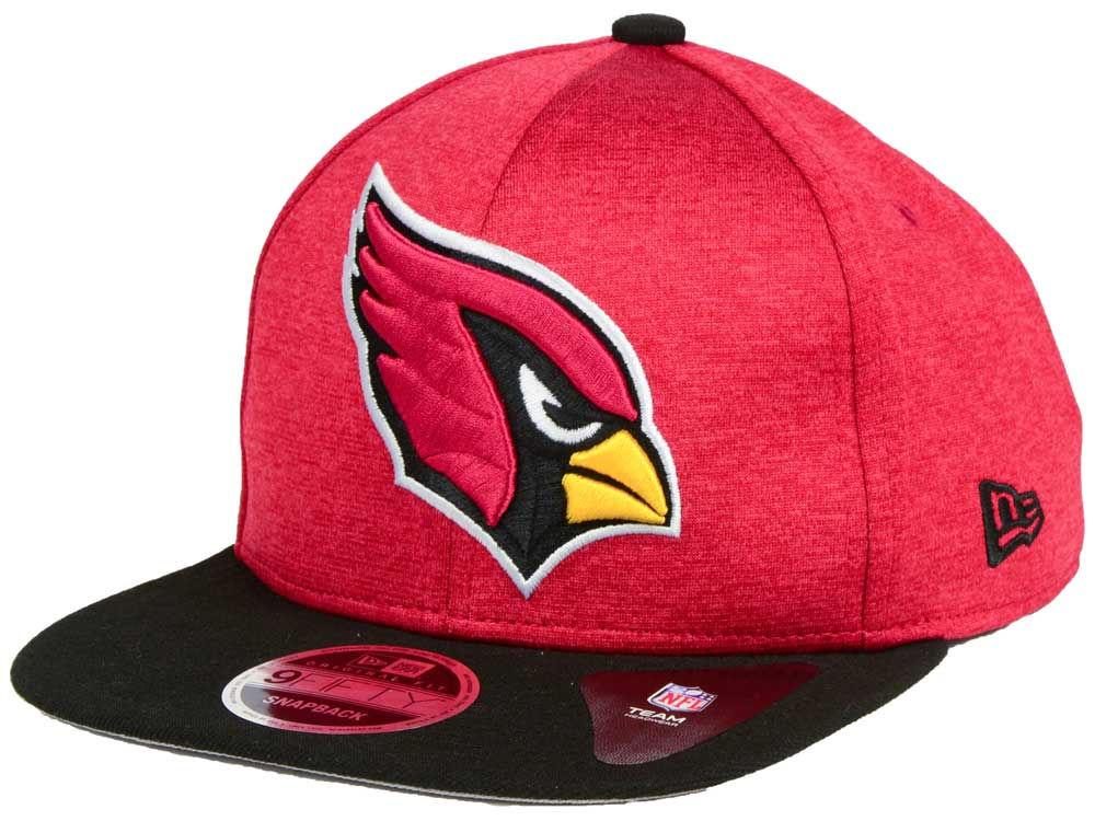 eccbf4f1 Arizona Cardinals New Era NFL Heather Huge 9FIFTY Snapback Cap