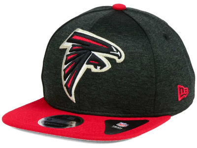 Atlanta Falcons New Era NFL Heather Huge 9FIFTY Snapback Cap