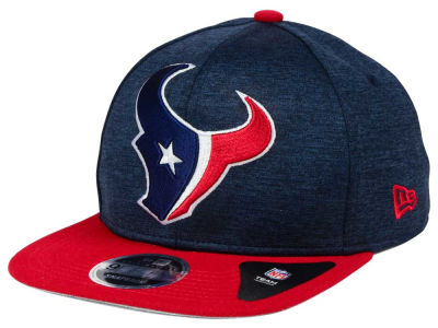 Houston Texans New Era NFL Heather Huge 9FIFTY Snapback Cap
