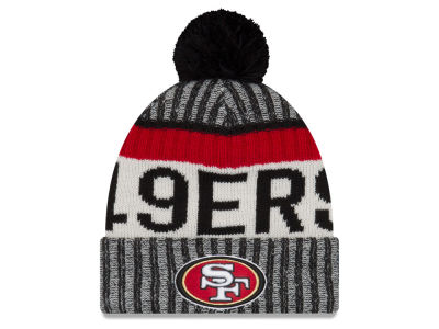 San Francisco 49ers New Era 2017 NFL Sport Rev Knit