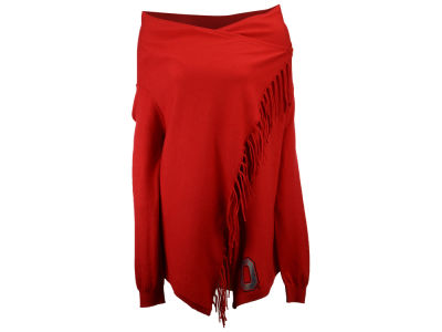 Gameday Couture NCAA Women's Fringed Cardigan
