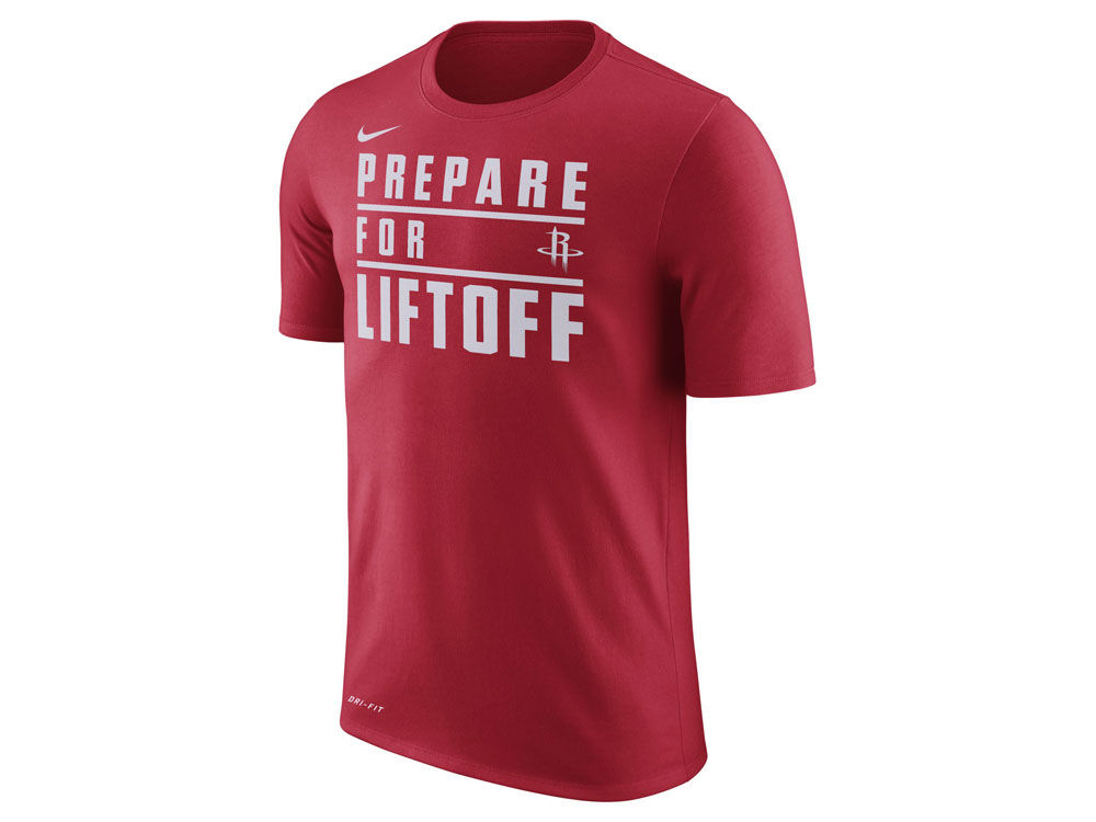 the best attitude 94403 76ac3 Shoptagr | Houston Rockets Nike Nba Men's Legend Short ...
