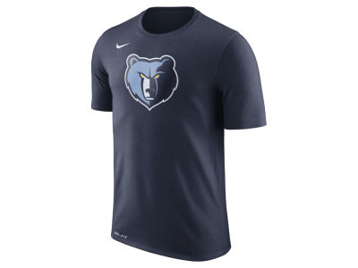 Memphis Grizzlies Nike NBA Men's Dri-Fit Cotton Logo T-Shirt