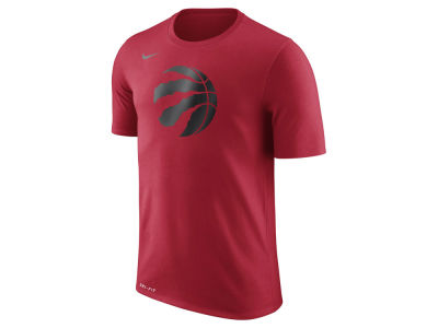 Toronto Raptors Nike NBA Men's Dri-Fit Cotton Logo T-Shirt