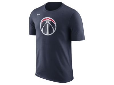 Washington Wizards Nike NBA Men's Dri-Fit Cotton Logo T-Shirt