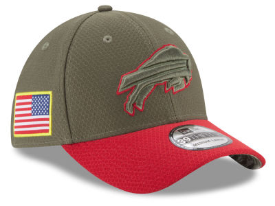 Buffalo Bills New Era 2017 NFL Salute To Service 39THIRTY Cap