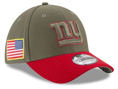 New York Giants New Era 2017 NFL Salute To Service 39THIRTY Cap