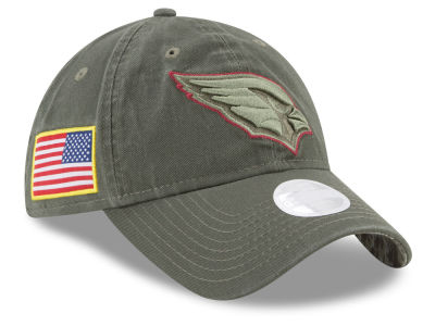 Arizona Cardinals New Era 2017 NFL Women's Salute To Service 9TWENTY Cap