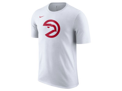 Atlanta Hawks NBA Men's Hardwood Classics Logo T-Shirt