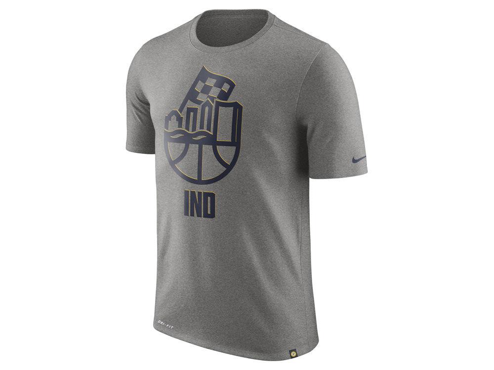 Nike Mens T-Shirt - Nike LeBron 23 Placement White/White/Black R10p3613