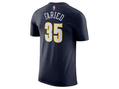 Denver Nuggets Kenneth Faried Nike NBA Men's Name And Number Player T-Shirt