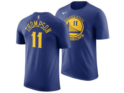 Golden State Warriors Klay Thompson Nike NBA Men's Name And Number Player T-Shirt