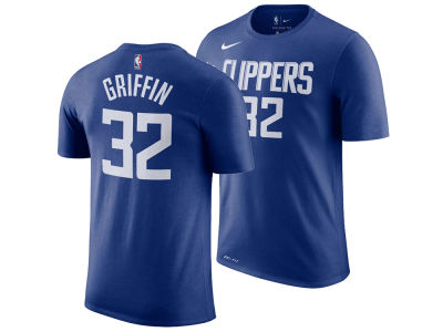 Los Angeles Clippers Blake Griffin Nike NBA Men's Icon Player T-shirt