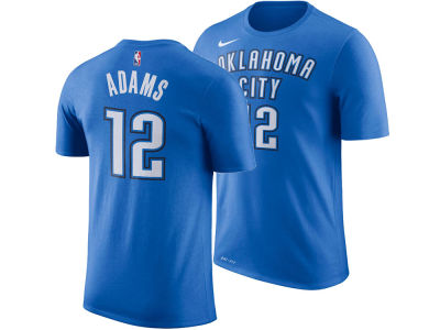 Oklahoma City Thunder Steven Adams Nike NBA Men's Name And Number Player T-Shirt