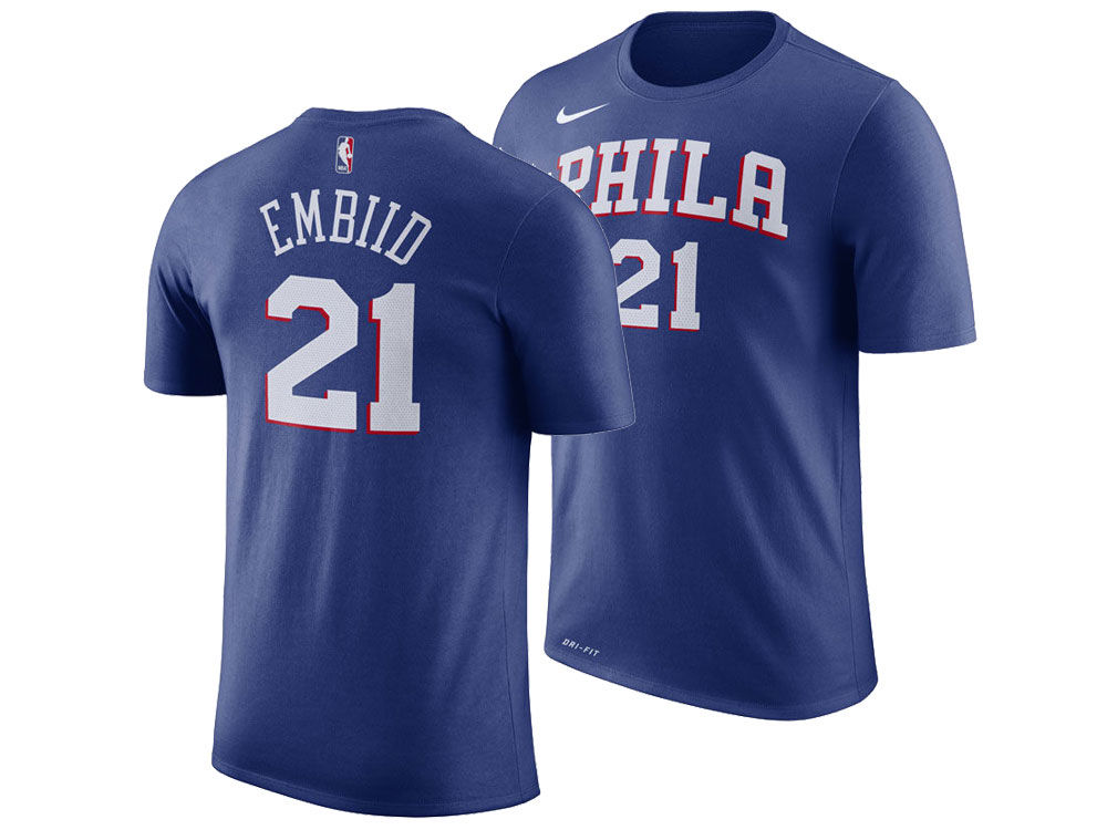 d1cf79ece ... spain philadelphia 76ers joel embiid nike nba mens icon player t shirt  24eb1 3fd60