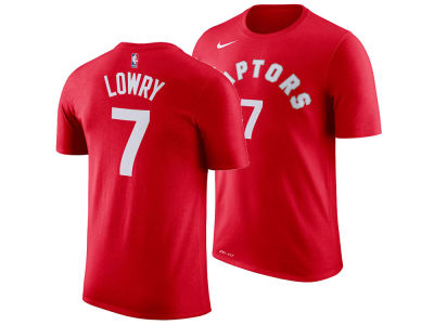 Toronto Raptors Kyle Lowry Nike NBA Men's Icon Player T-shirt