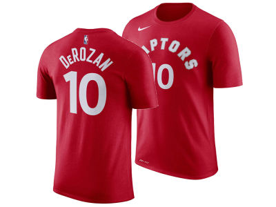 Toronto Raptors Demar Derozan Nike NBA Men's Icon Player T-shirt