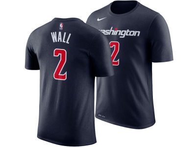 Washington Wizards John Wall Nike NBA Men's Statement Player T-shirt