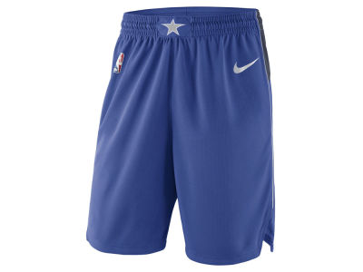 Dallas Mavericks Nike NBA Men's Icon Swingman Short