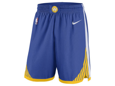 Golden State Warriors Nike NBA Men's Icon Swingman Short