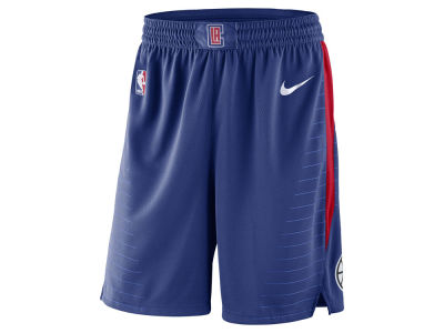 Los Angeles Clippers Nike NBA Men's Icon Swingman Short
