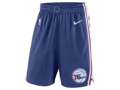 Philadelphia 76ers Nike NBA Men's Icon Swingman Short