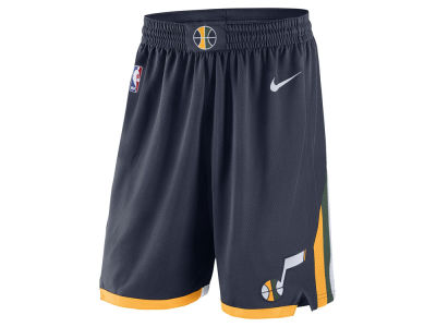 Utah Jazz Nike NBA Men's Icon Swingman Short