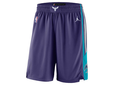 Charlotte Hornets Jordan NBA Men's Statement Swingman Shorts