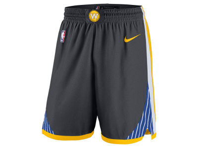 Golden State Warriors Nike NBA Men's Statement Swingman Shorts