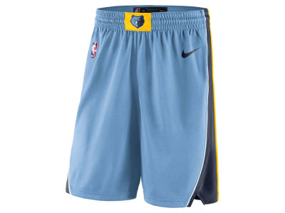 Memphis Grizzlies Nike NBA Men's Statement Swingman Shorts