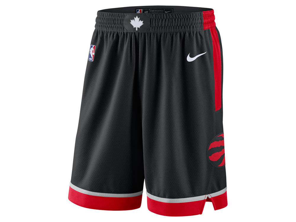 552895245 Toronto Raptors Nike NBA Men s Statement Swingman Shorts