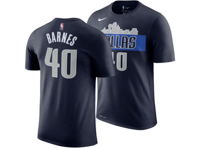 Dallas Mavericks Harrison Barnes Nike NBA Men's Statement Player T-shirt