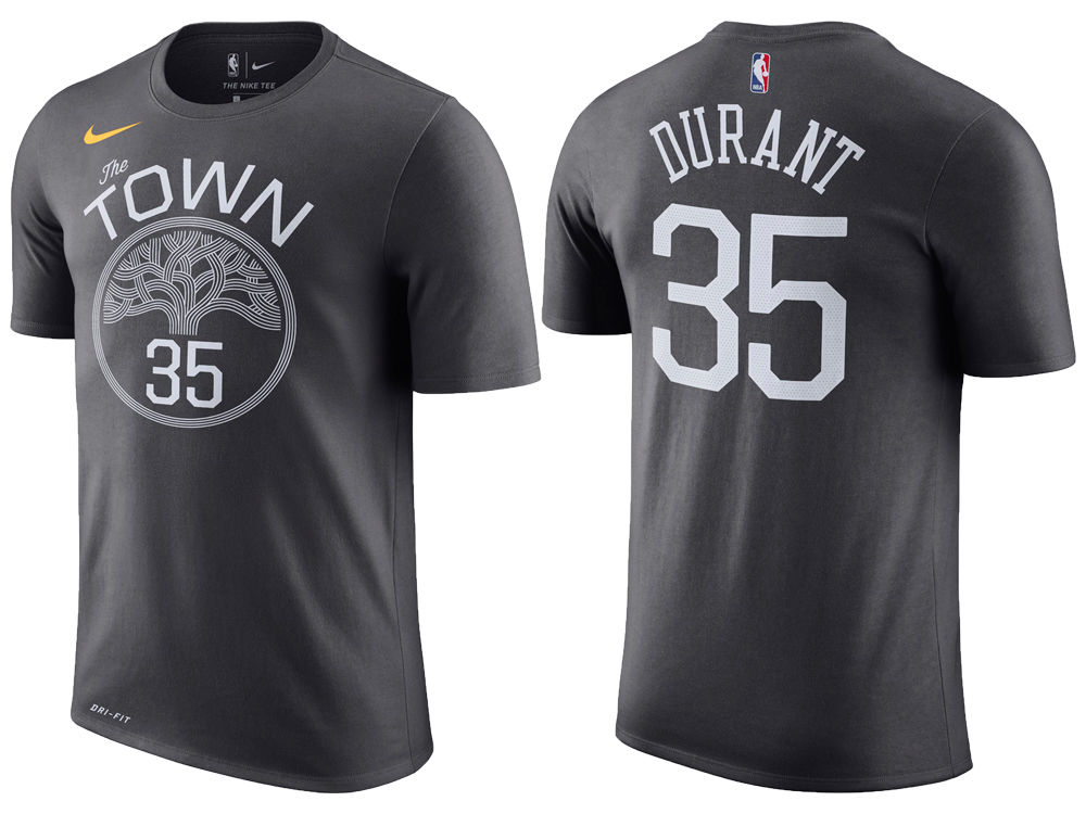 Golden State Warriors Kevin Durant Nike NBA Men s Statement Player T-shirt   ebc78e533ca