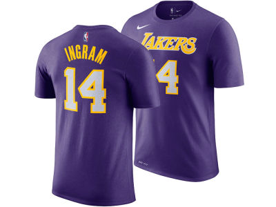 Los Angeles Lakers Brandon Ingram Nike NBA Men's Name And Number Player T-Shirt