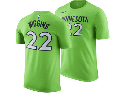 Minnesota Timberwolves Andrew Wiggins Nike NBA Men's Statement Player T-shirt