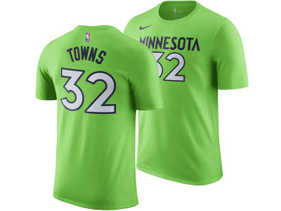 Minnesota Timberwolves Karl-Anthony Towns Nike NBA Men's Statement Player T-shirt