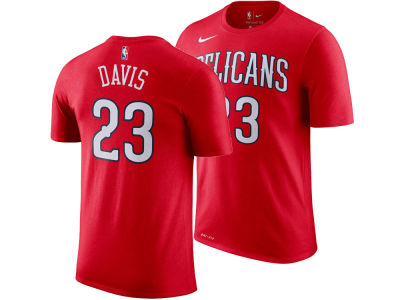 New Orleans Pelicans Anthony Davis Nike NBA Men's Statement Player T-shirt