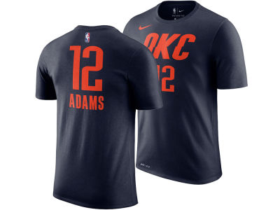 Oklahoma City Thunder Steven Adams Nike NBA Men's Statement Player T-shirt