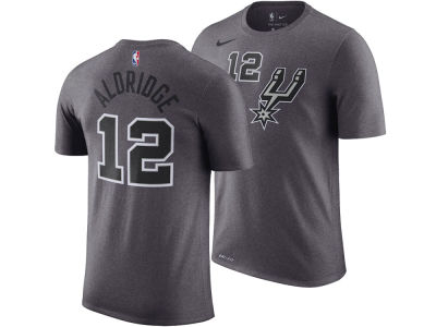 San Antonio Spurs Lamarcus Aldridge Nike NBA Men's Statement Player T-shirt
