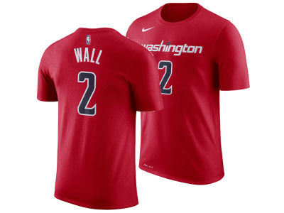 Washington Wizards John Wall Nike NBA Men's Icon Player T-shirt
