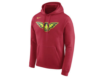 Atlanta Hawks Nike NBA Men's Logo Club Hoodie