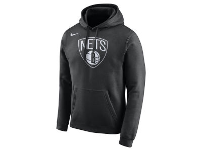 Brooklyn Nets Nike NBA Men's Logo Club Hoodie