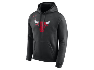 Chicago Bulls Nike NBA Men's Logo Club Hoodie
