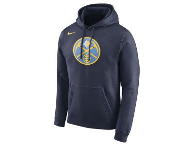 Denver Nuggets Nike NBA Men's Logo Club Hoodie