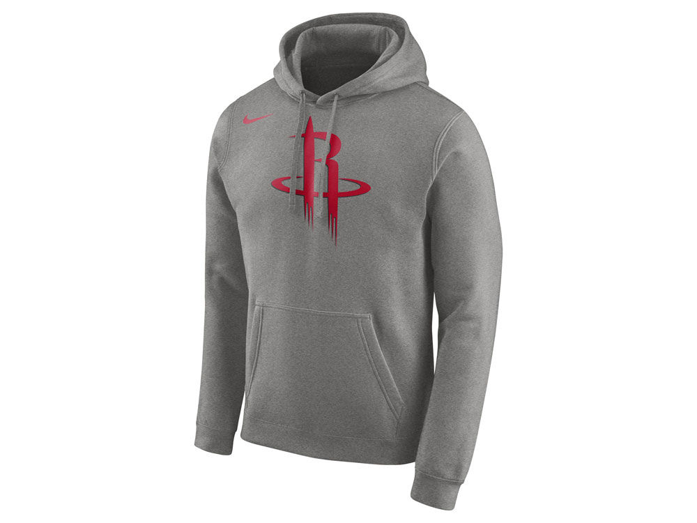 Rockets Men's Nba Logo Club Nike Hoodie Houston dHtqH