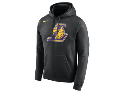Los Angeles Lakers Nike NBA Men's Logo Club Hoodie
