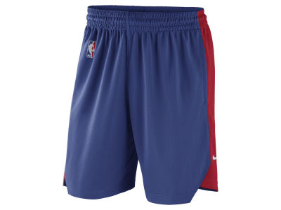 Detroit Pistons Nike NBA Men's Practice Shorts