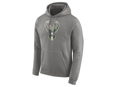 Milwaukee Bucks Nike NBA Men's Logo Club Hoodie