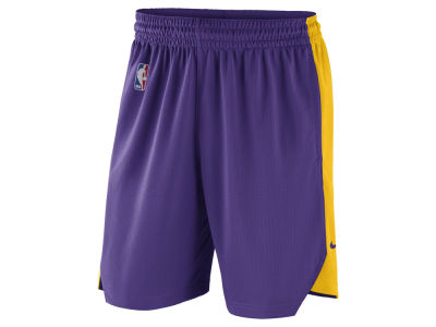 Los Angeles Lakers Nike NBA Men's Practice Shorts